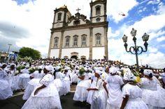 UMBANDA EM PAZ...: Festa para Nosso Senhor do Bonfim...