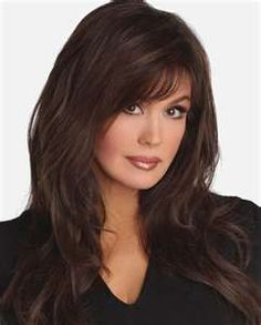 I just love her hair... if only I had half as much as she does  Marie Osmond