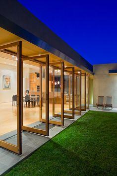 East Channel Residence, Santa Monica, California by Shubin + Donaldson Architects