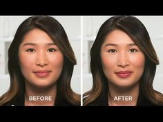 How To: Basic Highlight and Contour by Sephora - YouTube