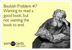 Bookish Problem #7