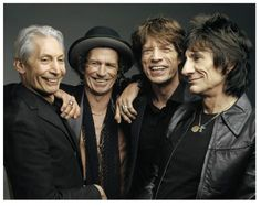 The Rolling Stones Künstlerseite (Biografie, Artikel, Rezensionen, Alben, Fans, Community)
