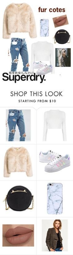 """The Cover Up – Jackets by Superdry: Contest Entry"" by madymoo54 ❤ liked on Polyvore featuring ASOS, adidas Originals, Betsey Johnson and Superdry"