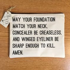 May your foundation match your neck concealer be creaseless