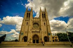 Cathedral of the Most Blessed Sacrament. I attended the Rite of Election and was confirmed a Catholic here in 2006,