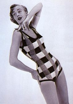 The Rudi Gernreich Book, by Peggy Moffitt and William Claxton at American Buddha Online Library Peggy Moffitt, William Claxton, Vintage Clothing, Vintage Outfits, Bikini Swimwear, Swimsuits, Tankinis, Online Library