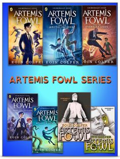 FAN F COL & EBOOK 12 year old villain, Artemis Fowl, is the most ingenious criminal mastermind in history. His daring plan is to hold a leprechaun to ransom. But he takes on more than he bargained for when he kidnaps Captain Holly Short of LEPrecon (Lower Elelments Police Recon Unit) For a start, LEPrecon technology Is way more advanced than ours… Artemis Fowl, 12 Year Old, Leprechaun, Atlantis, Police, The Unit, Technology, Fan, How To Plan