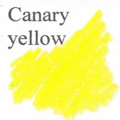 canary yellow PC916