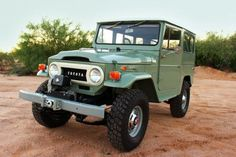The last of the capable and classic FJ-40s left our shores in 1983. But since then, this Toytoa has built an incredible following.  The FJ packed a torquey inline-six with a four-speed manual on later models, and had a stout drivetrain compared to 4X4s of the same time period. The FJ's durability, design, and reputation for reliability made it a favorite amongst those who like to venture off the highway.  These days, the values of the classic 4WD have soared and companies that specialize in…