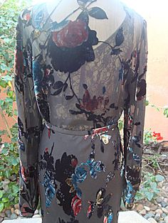 Spenser Jeremy Vintage Asymmetrical Skirt & by SofiasCobwebMuseum..$40