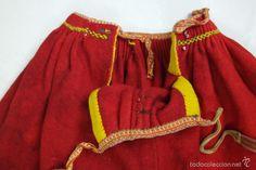 Antigüedades: Antigua saya de paño, decorada. - Foto 5 - 57865916 Regional, Boho Shorts, Skirts, Women, Fashion, Folklore, Shandy, Petticoats, Needlepoint