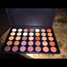 35 Color Makeup Palette 35 Color Makeup Palette. Two available. Identical to Morph 350 Palette. Makeup Eyeshadow