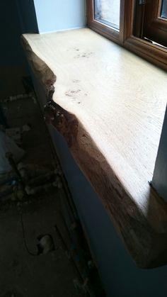 solid oak window sill tom robinson handmade furniture. Black Bedroom Furniture Sets. Home Design Ideas