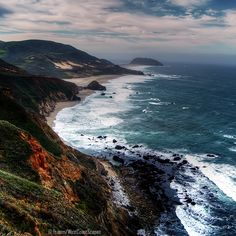 Big Sur by IvanAndreevich.deviantart.com on @deviantART