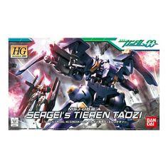 SERGEI'S TIEREN TAOZI.Price:477.41 THB. Model series:HG. Scale:1/144