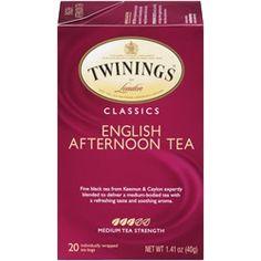 Twinings English Afternoon Tea Bags
