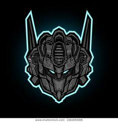 Find Cyborg E Sports Logo Vector stock images in HD and millions of other royalty-free stock photos, illustrations and vectors in the Shutterstock collection. Thousands of new, high-quality pictures added every day. Robot Background, T Shirt Design Vector, Logo Design, Graphic Design, Vector Robot, Panda Head, Esports Logo, Logo Line, Gundam Art