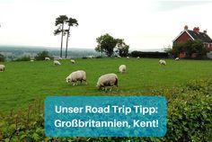 Ihr plant einen Road Trip? Hier findet Ihr die besten Tips für einen UK Road Trip! Auf nach Kent!
