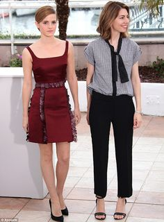 Celeb Diary: Emma Watson @ 2013 Cannes Film Festival