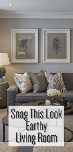 79 popular earth tone living rooms images living room living room rh pinterest com