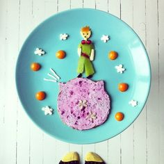 Ida Skivenes - Creative Food Art   http://www.collater.al/arts/ida-skivenes-creative-food-art/