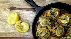We're All About Gourmet Lemon Chicken, Sprouts, Fresh, Baking, Vegetables, Kitchen, Food, Gourmet, Bread Making