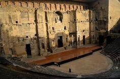 Orange Antique Theatre -