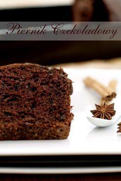 Moje Wypieki | Ciasto piernikowe z czekoladą