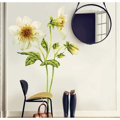vinil-autocolante-decorativo-flor-margarida
