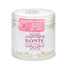 Rose Heart Candies by CONFISERIE BONTE