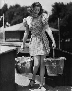 a young Lucille Ball