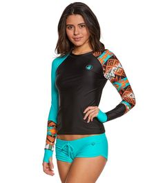 Surf lesson with a hot woman causes confusion between couples Surfer Girl Hair, Surfer Girl Outfits, Surfer Girl Style, Girls Pjs, Swim Shop, Surf Girls, Rash Guard, Women Swimsuits, Sport Outfits