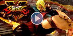 Trailer de Street Fighter V – Revelación del nuevo Ken