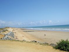 St.Jean de Monts, La Vendee, France. One of my fav places :)