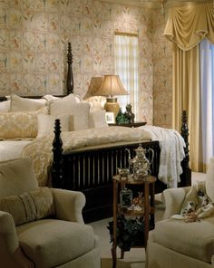 Master Bedroom Suite Delray Beach, FL Design Style British Colonial Type Residential Interior Design Category Traditional     [/...