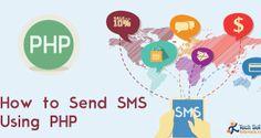Sending sms using php and mvaayoo API