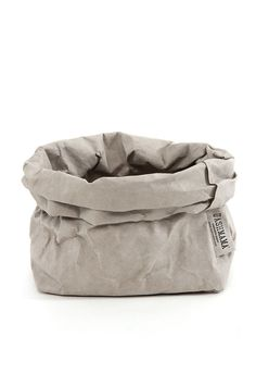Uashmama Paper Bag #storage #bucket