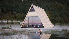 Agora verdens største sauna