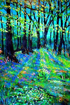 Buy Selborne Walk, Acrylic painting by Paul J Best on Artfinder. Discover thousands of other original paintings, prints, sculptures and photography from independent artists.