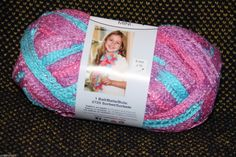 RED HEART SASHAY MINI YARN 3.5 OZ EACH NEW - perfect for kids scarfs Snow Cone #RedHeart #WorstedYarn