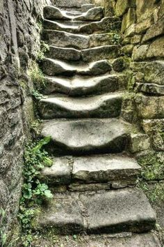 steps of faith. taking the first step even when you do not know where the stairs will lead Steps Of Faith, Foto Top, Stone Stairs, Take The Stairs, Stair Steps, Stairway To Heaven, Abandoned Places, Pathways, Belle Photo