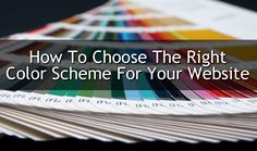 Choosing the right color scheme for your author website. Using color theory can help an author choose the right colors for their website. Colors convey different meanings and can be used to an author's advantage on their website. Learn Web Design, Website Web, Choose The Right, Color Schemes, Color Combos, Say More, Color Theory, Color Inspiration, Helpful Hints