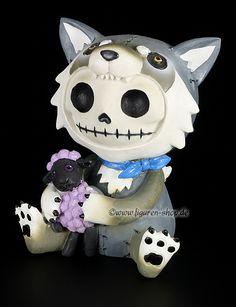 furry bones figurines - Google Search