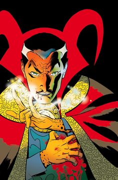 Doctor Strange: The Oath #1 to #5 covers by Marcos Martin