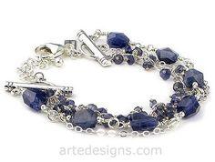 handcrafted bracelets | Handmade Beaded Bracelets, Charm Bracelets, Pearl, Crystal, Gemstone ...