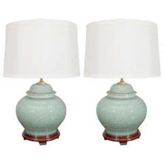 Mecox Pair Of Vintage Rattan Cylinder Lamps With Brass Base   Family Room    Pinterest   Rattan, Garden Shop And Coastal Cottage