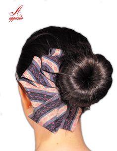 #haircomb #etsy #hair #accessories Pettine ventaglio per capelli riciclo creativo di AppuntoArianna, €16.00