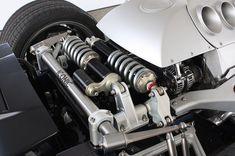 2012 Iconic AC Roadster Rigid Suspension