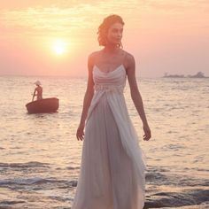 Set sail for tropical shores with this gorgeous lookbook from BHLDN's new destination and honeymoon collection.