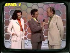 Eine Folge DALLI DALLI (7) mit HANS ROSENTHAL (FOLGE 22) - YouTube